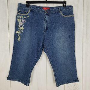 Cosmopolitan Jeanswear Knee High Jeans Sho…
